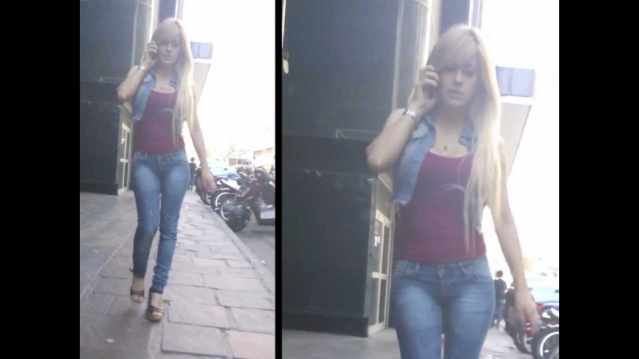 Sexy Woman __ Candid down the street __ In Tight Jeans - Google Search