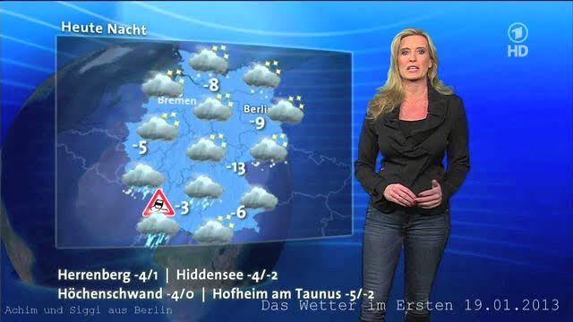 DW-TV: Claudia Kleinert