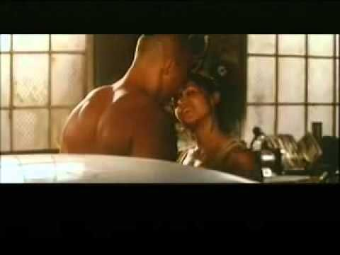 The Fast and the Furious Deleted Scene Dom & Letty Full Garage scene Kis_
