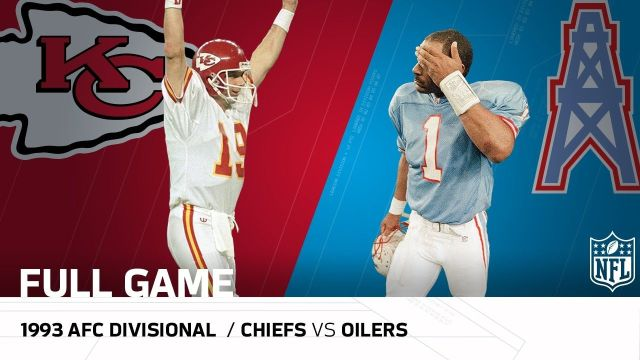1993 AFC Divisional_ Montana Upsets the Oilers _ Chiefs vs_ Oilers _ NFL