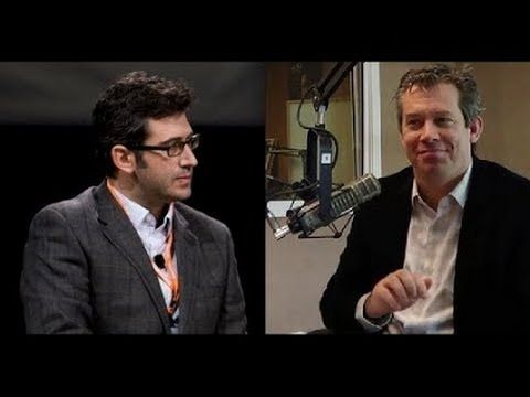 Epic Libertarian Debate Rematch_ Sam Seder vs_ Libertarian Radio Host