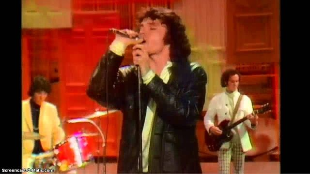 The Doors Light My Fire Ed Sullivan 1967