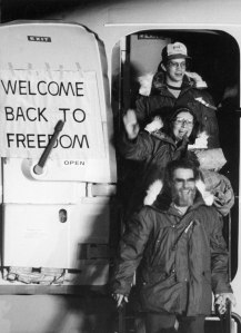 Release of the American Hostages in Iran