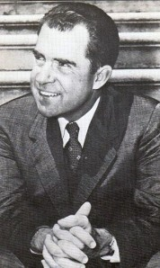 Vice President Richard Nixon