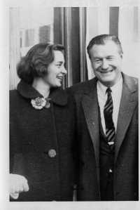 "Nelson and ""Happy"" Rockefeller"