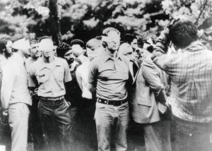 Early Days of the Iranian Hostage Crisis