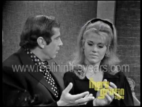 Jane Fonda & Roger Vadim Interview (Merv Griffin Show 1967)
