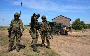 Nato-Uebung JAWTEX 2014