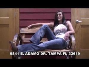 Tampa Biker Chick