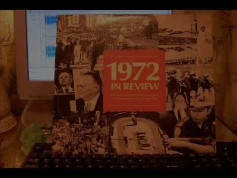 1972 in Review LP Side 1 Part 1
