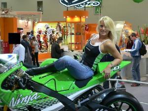 Miss Sixty Biker