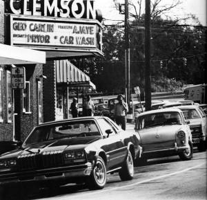 Clemson, South Carolina 1977