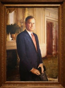 Vice President George H.W. Bush