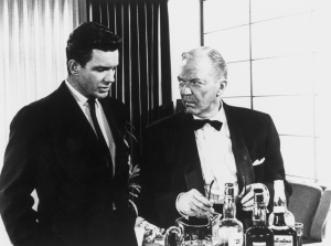 Cliff Robertson & Lee Tracy