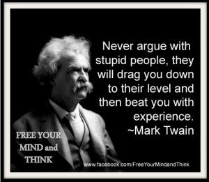 Stupid People, Who Needs Them