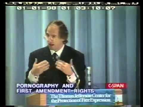 Hustler Magazine v Falwell Pornography and First Amendment Rights 1997