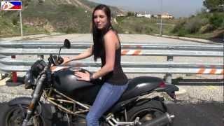 The Daily Post_ Mark Nowhereman_ 'Biker Chick Heidi Runyon- OutTakes'