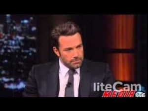 Ben Affleck on Bill Maher