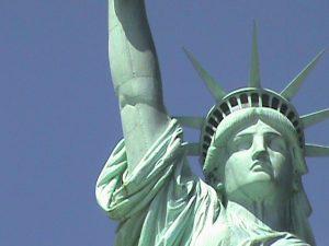Lady Liberty Liberal