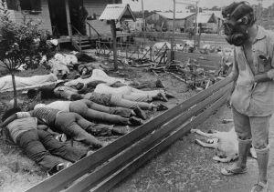 Jonestown Mass Murder