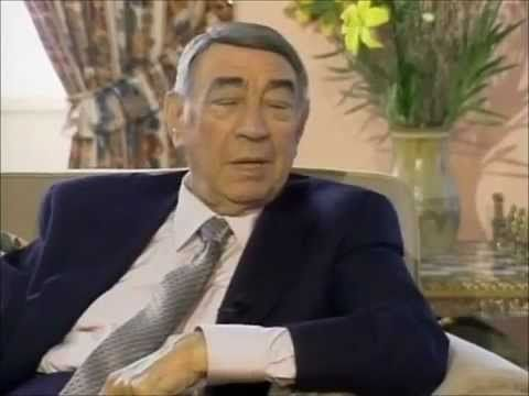 Howard Cosell Interview with Robert Lipsyte - 1991