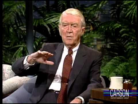 Jimmy Stewart is Delightfully Funny, FULL Interview on Johnny Carson's T_