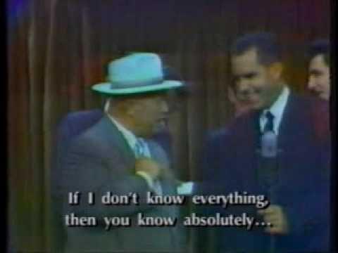 Nixon vs_ Khrushchev - The Kitchen Debate (1959)