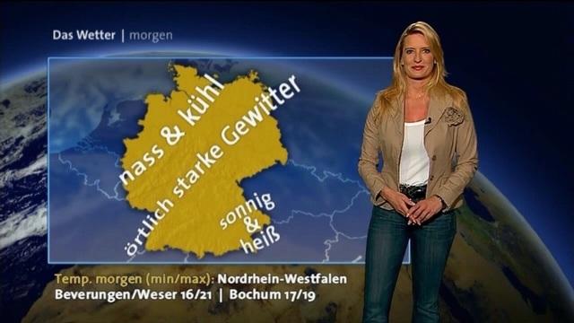 DW-TV - Claudia Kleinert