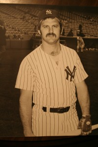 Captain of the New York Yankees