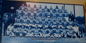 1961 San Diego Chargers