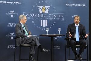 Senate Leader-Elect Mitch McConnell & House Speaker John Boehner