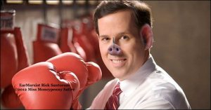 Rick Santorum, Fighting For Big Government