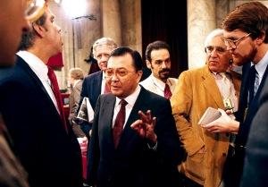 Congressional Iran Contra Hearing