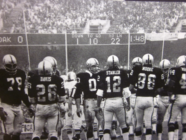 Pride and Poise - Oakland Raiders