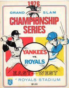 Yankees vs. Royals