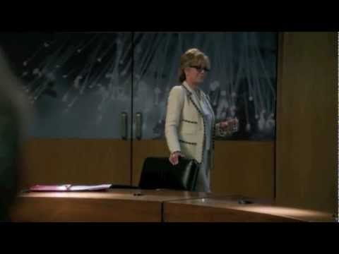 The Newsroom - Jane Fonda's joke_ Jesus and Moses play golf