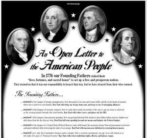 The Founding Liberals