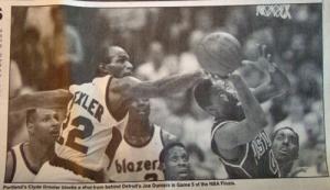 1990 NBA Finals