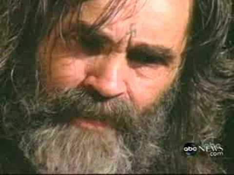 ABC News - Diane Sawyer - Charles Manson