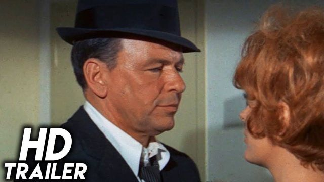 Tony Rome (1967) ORIGINAL TRAILER [HD 1080p]