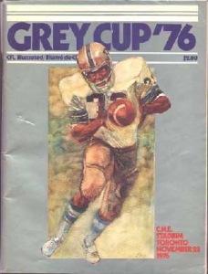 1976 Grey Cup