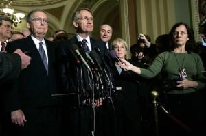 110th U.S. Congress Is Sworn In