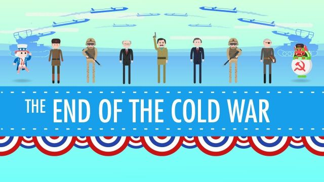 George HW Bush and the End of the Cold War_ Crash Course US History #44