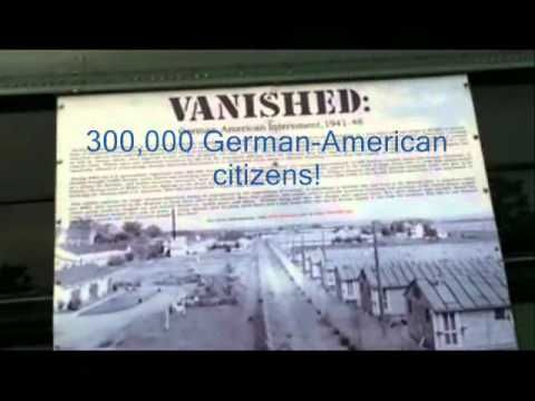 Unconstitutional German-American Internment during WWII