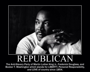 What Happened to the GOP Civil Rights Party?