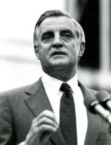 U.S. Vice President Walter Mondale