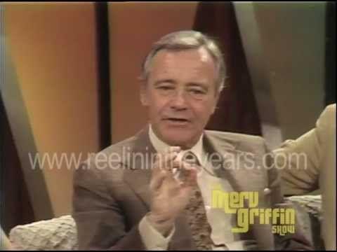Jack Lemmon - Merv Griffin