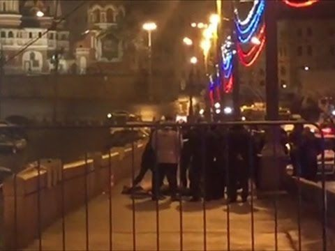 Raw_ Prominent Russian Opposition Figure Killed
