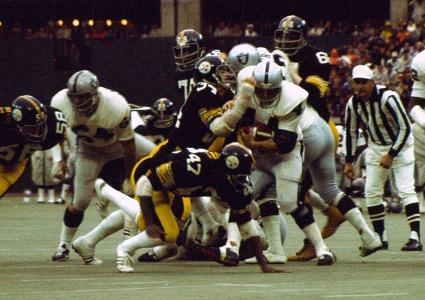 Raiders-Steelers