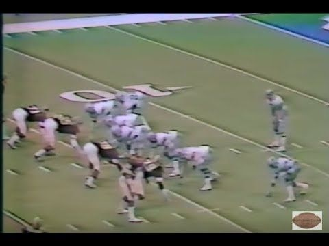 1979 Washington Redskins @ Dallas Cowboys Week 16